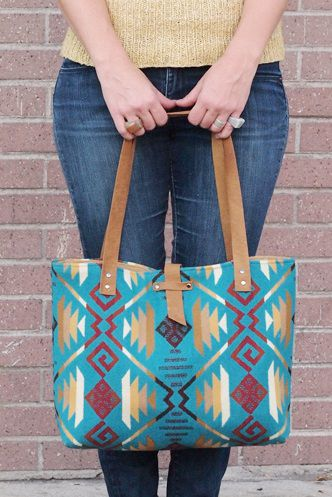 jaime-pendleton-wool-leather-tote-bag